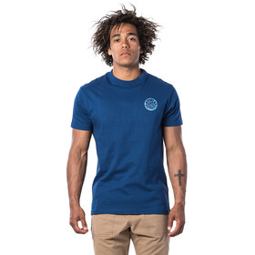 Rip Curl Passage T-shirt Heren, indigo